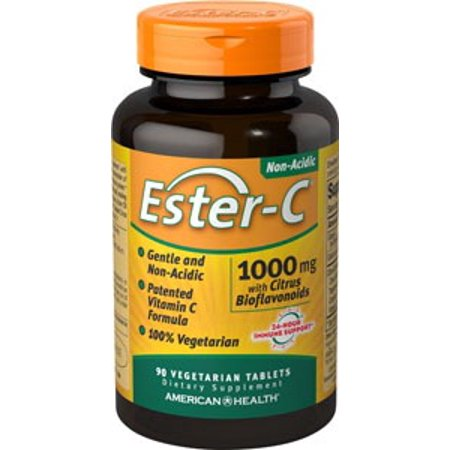 Ester-C 1000 mg with Citrus Bioflavonoids American Health Products 90 VegTab