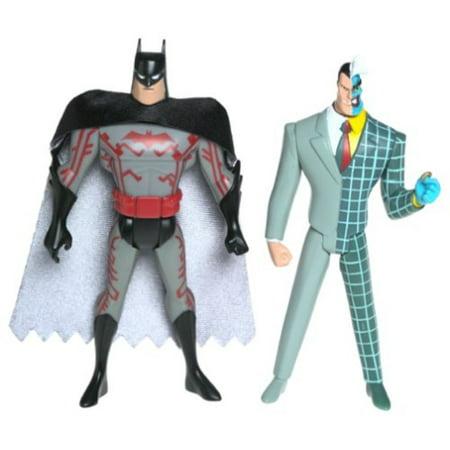 Two Face Suit (batman the animated series action figure 2-pack tech suit batman vs.)