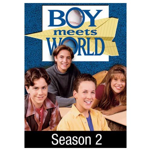 Boy Meets World: Season 2 (1994)