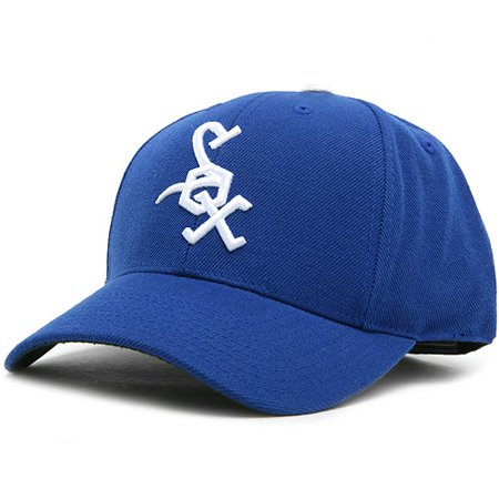 Chicago White Sox American Needle 1969-70 Cooperstown Fitted Hat - Royal - 6  7 8 - Walmart.com e5ac4d4d0707