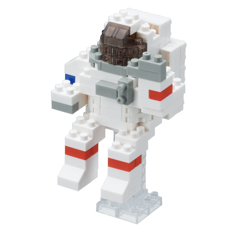 Astronaut Mini Building Set by Nanoblock (NBC198) by nanoblock