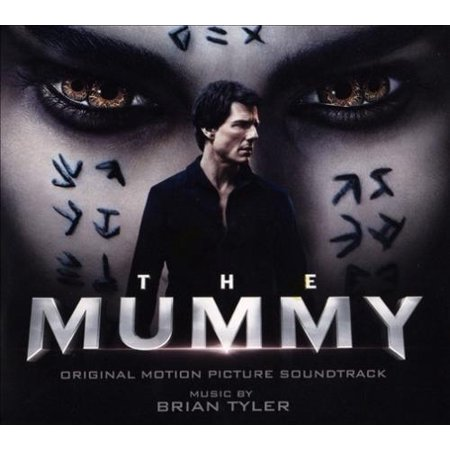 Brian Tyler The Mummy [2017] [Original Motion Picture Soundtrack] [Digipak] CD - image 1 of 1