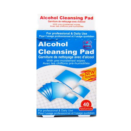 Instant Aid- Alcohol Cleansing Pad (40 In 1 Pack) (Pack of 3) By Purest - image 1 of 1