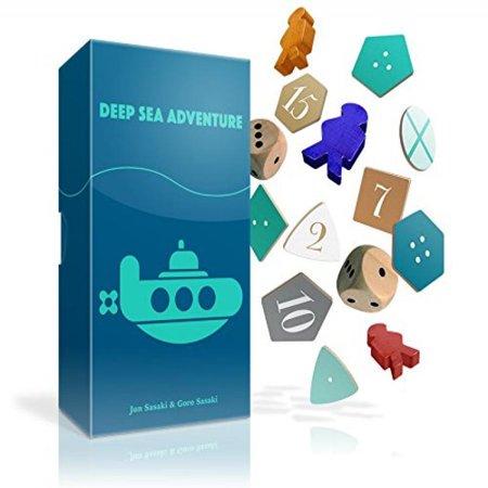 Deep Sea Fishing Game (Deep Sea Adventure by Oink Games)