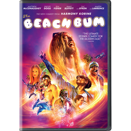 The Beach Bum (DVD)
