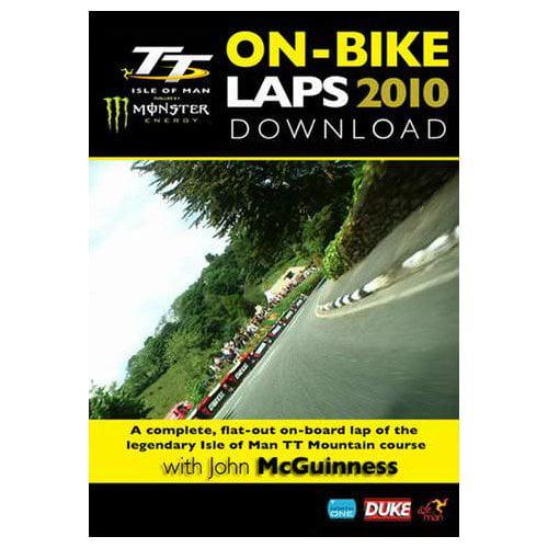 TT On-Bike: John McGuinness (2011)