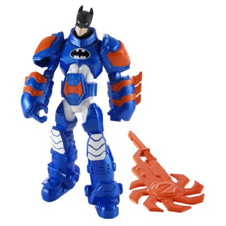 Batman Power Attack Mission Thermo Armor Batman Figure - image 3 de 3