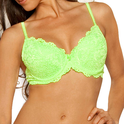 Smart & Sexy Women's Lace Push Up Bra, Style 85046