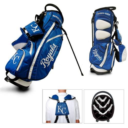 Team Golf MLB Kansas City Royals Fairway Golf Stand Bag