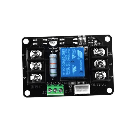 For 3D Printer Monitoring Module Continued Play Printing Automatically Put Off Management Module For (Best Pla 3d Printer)