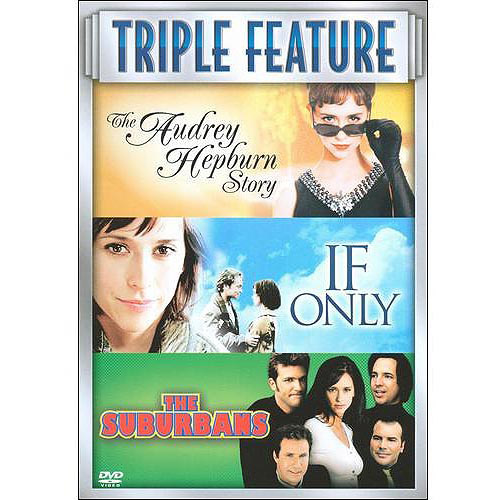 The Audrey Hepburn Story / If Only / The Suburbans (Triple Feature) (Full Frame, Widescreen)