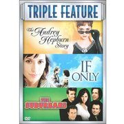 The Audrey Hepburn Story   If Only   The Suburbans (Triple Feature) (Full Frame, Widescreen) by SONY CORP