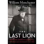 The Last Lion - eBook
