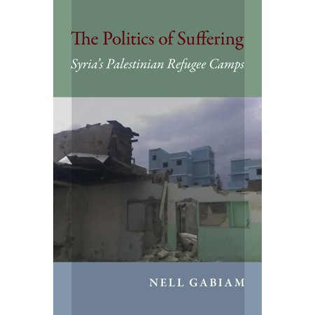 Halloween Refugee Camp (The Politics of Suffering : Syria's Palestinian Refugee)