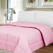 Box Stitch Polyester Down Alternative Comforter by Sweet Home Collection