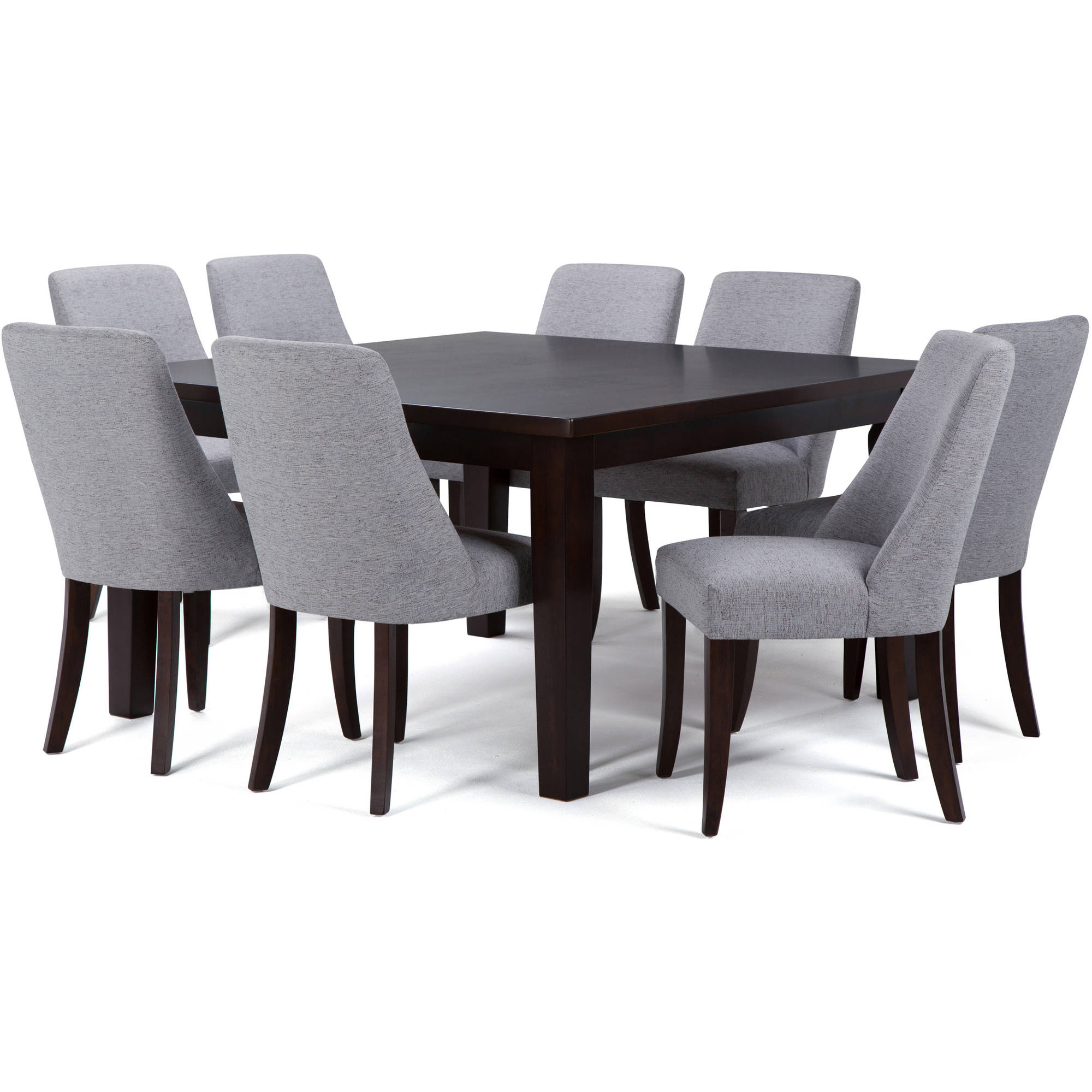 Terrific Black And White Dining Room Furniture Gallery Best