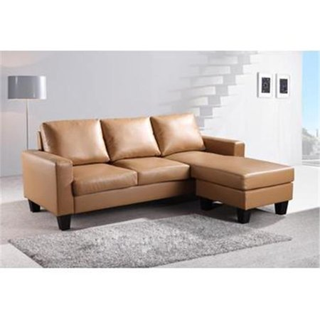 Fine Nova Furniture Group Nf211 Sch Sectional Sofa Chaise Mocha Ncnpc Chair Design For Home Ncnpcorg
