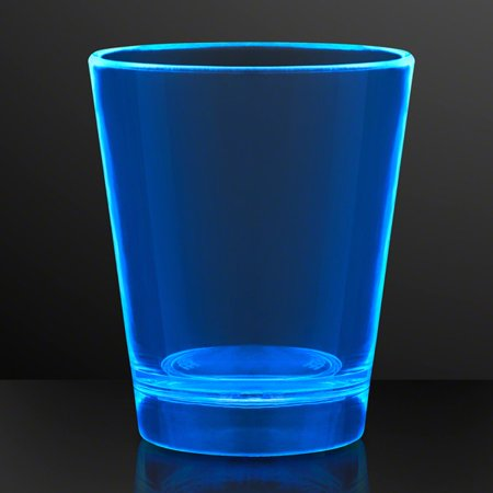 Glow In The Dark Shot Glass Blue by Blinkee](Halloween Glow In The Dark Jello Shots)