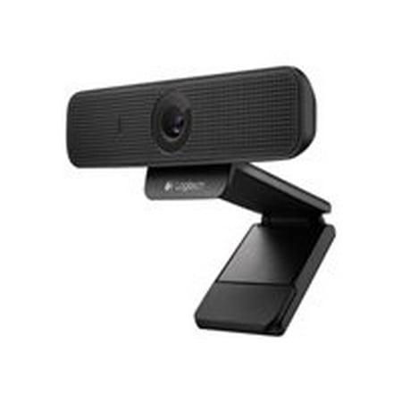 3e922271f58 Logitech C920-C Webcam (Business Product) with 1080p HD Video Certified for  Cisco Jabber - Walmart.com