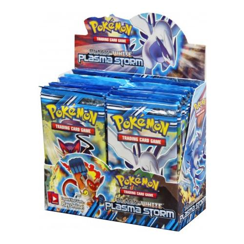 Pokemon Black & White Plasma Storm Booster Box by
