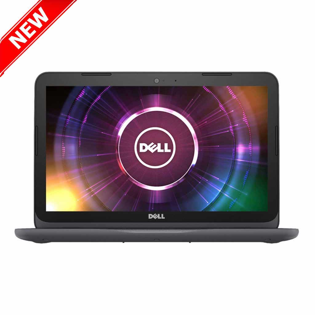 "New Dell Inspiron 11 3000 Series I3180 A361 32GB 11.6"" Laptop AMD A6 4GB Memory Windows 10 Pro 64bit Laptop - Gray"
