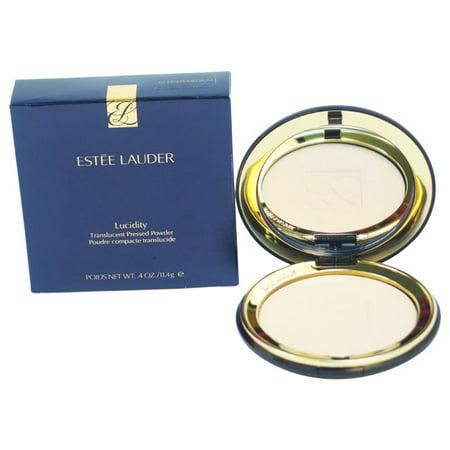 Estee Lauder  02 Light/Medium-Normal/Combination/Dry Skin Lucidity Translucent Pressed (Best Powder For Combination Skin)