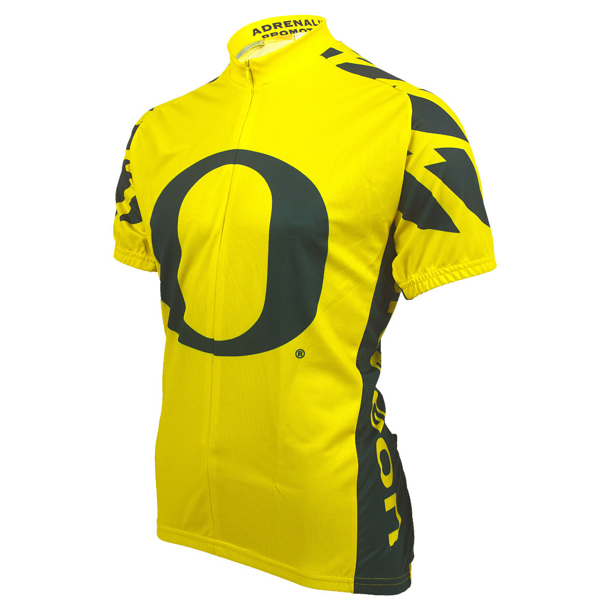 Adrenaline Promotions University of Oregon Duck Cycling Jersey