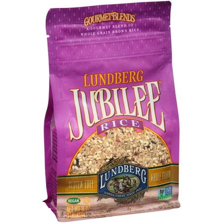 Lundberg Jubilee Rice  16 0 Oz