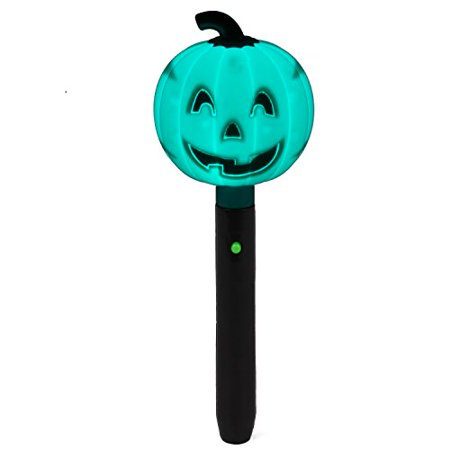 Halloween Trick Or Treating Safety Tips (SCS Direct Teal Pumpkin Halloween Flashlight Torch- Official Teal Pumpkin Project Allergy-Friendly Trick or Treat Accessory - All Sales Supports)