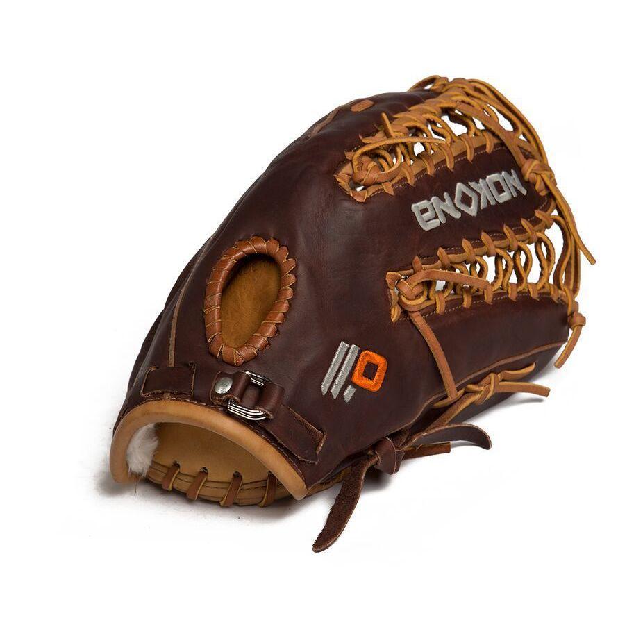 Nokona  Alpha Select 12.25-Inch Leather Baseball Fastpitc...