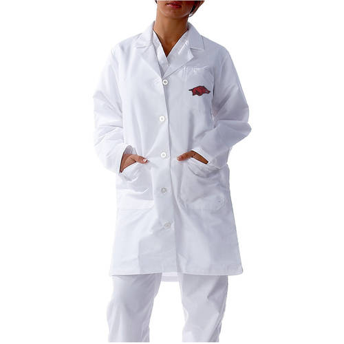 NCAA Southeastern - Long White Labcoat