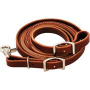 Saddle Barn Latigo Roping Reins