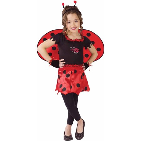 Sweetheart Lady Bug Child Halloween Costume - Toddler Bug Costumes