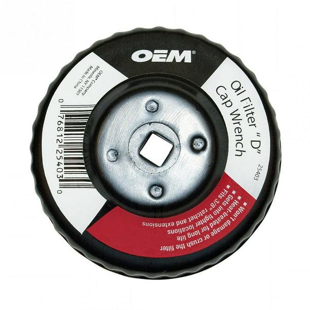 oem tools 25403 cap style oil filter wrench for motorcraft 93mm 36 flute filters walmart com walmart com walmart