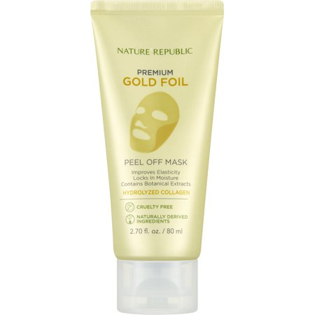 Nature Republic Premium Gold Foil Peel Off Pack