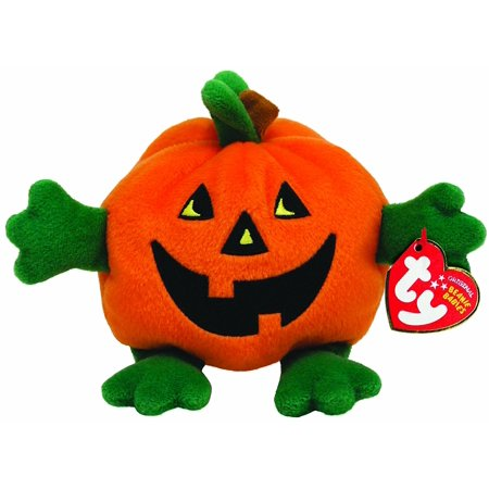 Collecting Beanie Babies (Tricks Pumpkin, Official product from Ty's wildly popular Beanie Babies Collection By TY Beanie Baby Ship from US)