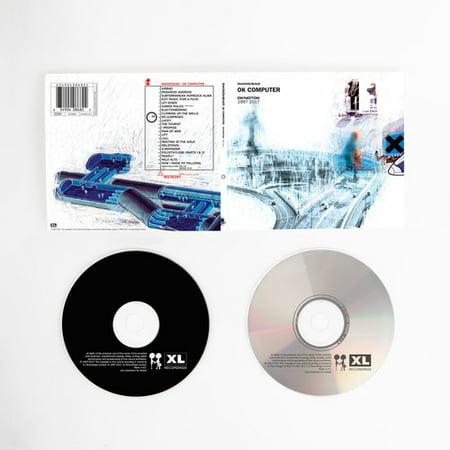 Radiohead - Ok Computer Oknotok 1997 2017 (CD)](Halloween 2017 Theme Music)