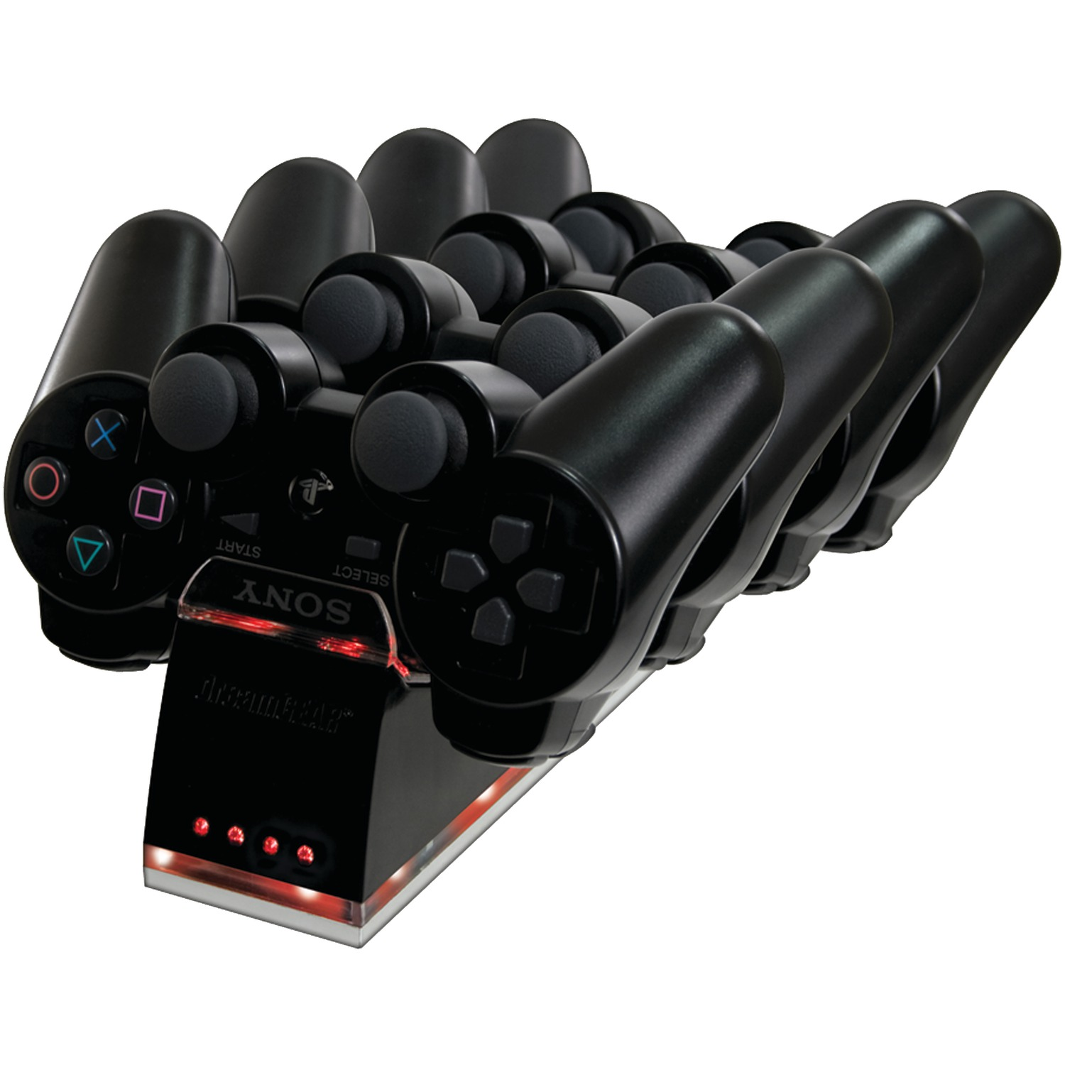 Dreamgear DGPS3-1339 Playstation3 Quad Charging Dock