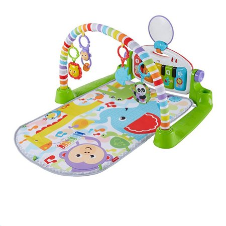 Fisher-Price FGG45 Deluxe Kick & Play Piano Gym Musical Development Playset