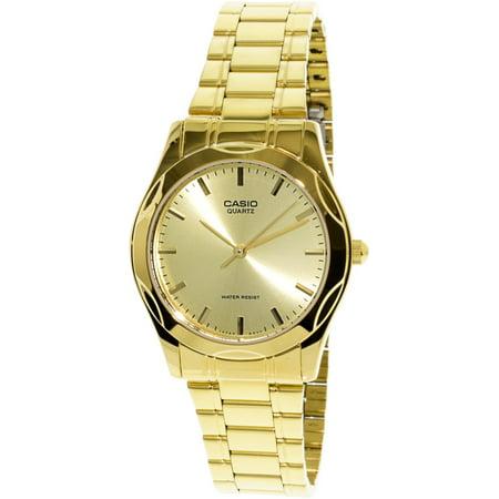 Casio Men's Core MTP1275G-9A Gold Stainless-Steel Quartz Dress Watch - image 1 of 1
