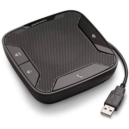 Plantronics Calisto P610-M Corded USB Speakerphone