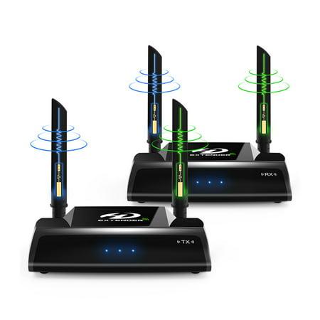 PAT-590 1080P 5.0GHz HDMI' TV Wireless Audio Video Sender Transmitter Receiver (Tv Video Transmitter)