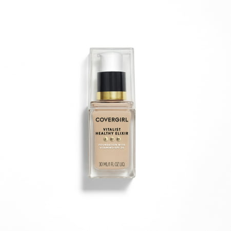 COVERGIRL Vitalist Healthy Elixir Foundation, 705 Ivory