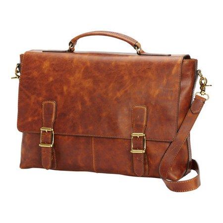 Men's Frye Logan Top Handle Briefcase  10.75