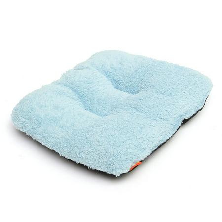1Pcs 37x31x4cm Washable Warm Soft Velvet Pet Dog Cat Puppy Cage Pad Bed Cushion House Mat Nest Cover