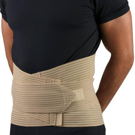 OTC Lumbosacral Support with Abdominal Uplift, Beige, Universal (Lumbosacral Abdominal Muscle Support)