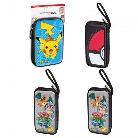 Rds Pxl515 New2 New 3Ds Xl Pokemon Game Traveler Case  44  Assorted