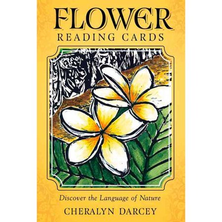 Flower Reading Cards  Discover The Language Of Nature