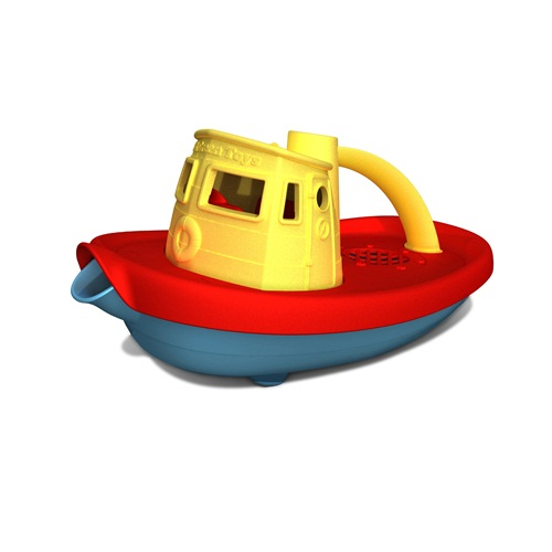 Hot boat toy