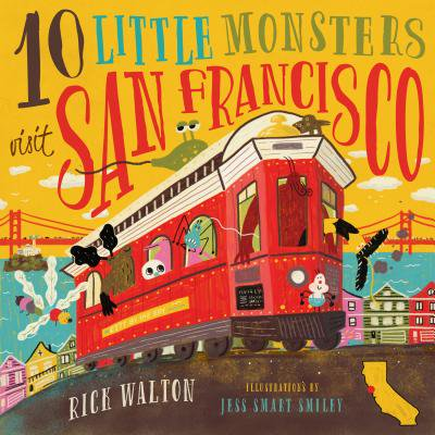 10 Little Monsters Visit San Francisco (Best Places To Visit In San Francisco)